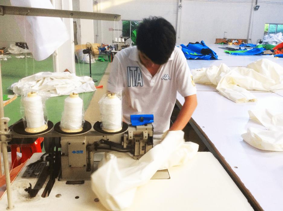 Производство батутов