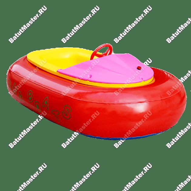 """Бамперная лодочка """"Красная"""" 1.56*1.1*0.48 м"""
