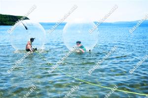 Нетонущая веревка для водного шара