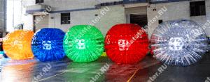 Цветные зорбы из ПВХ