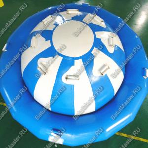 Элемент аквапарка «Морская планета»