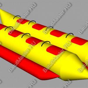 8 местный банан двойной