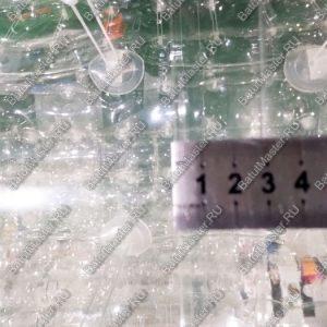 "Роллер ""Прозрачный"" ТПУ, размер 2.6*2.2*2.2 м."