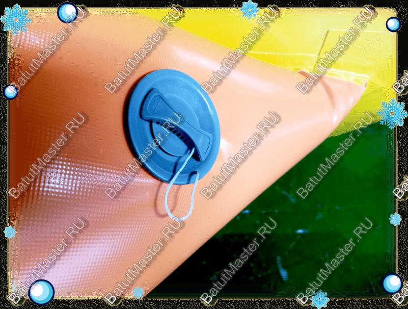 Клапан для накачки