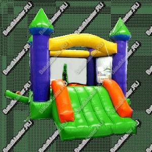 "Надувной батут ""Мини замок 2"", размер 5*4*2.8 м"