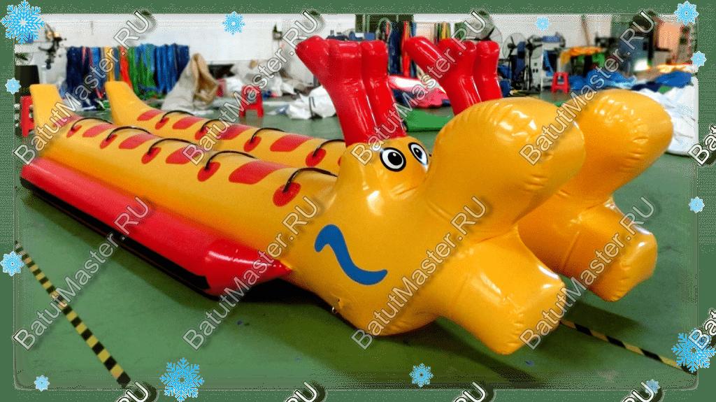 Зимний банан