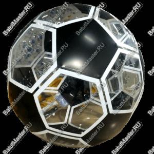 """Водный шар """"Футбольный мяч"""" ПВХ"""