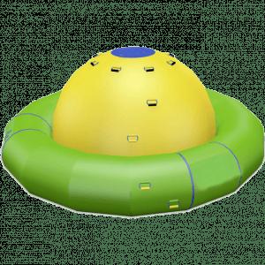 Модули аквапарков на воде