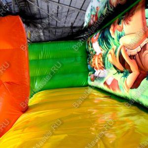 Надувной батут «Непроходимые джунгли», размер 7.5*5*6 м