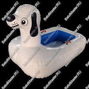 Элемент аквапарка «Белая собачка»