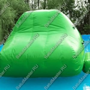 Модуль водного парка «Двойная горка-скала»