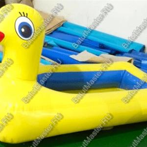 Элемент аквапарка «Желтая уточка»