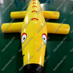 Элемент аквапарка «Жёлтая такса»