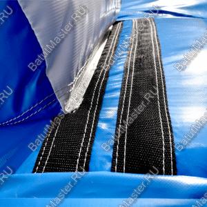 Коммерческий надувной батут-горка «Дракон» 11*6*9 м
