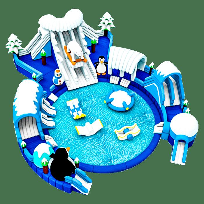 Все аквапарки и модули