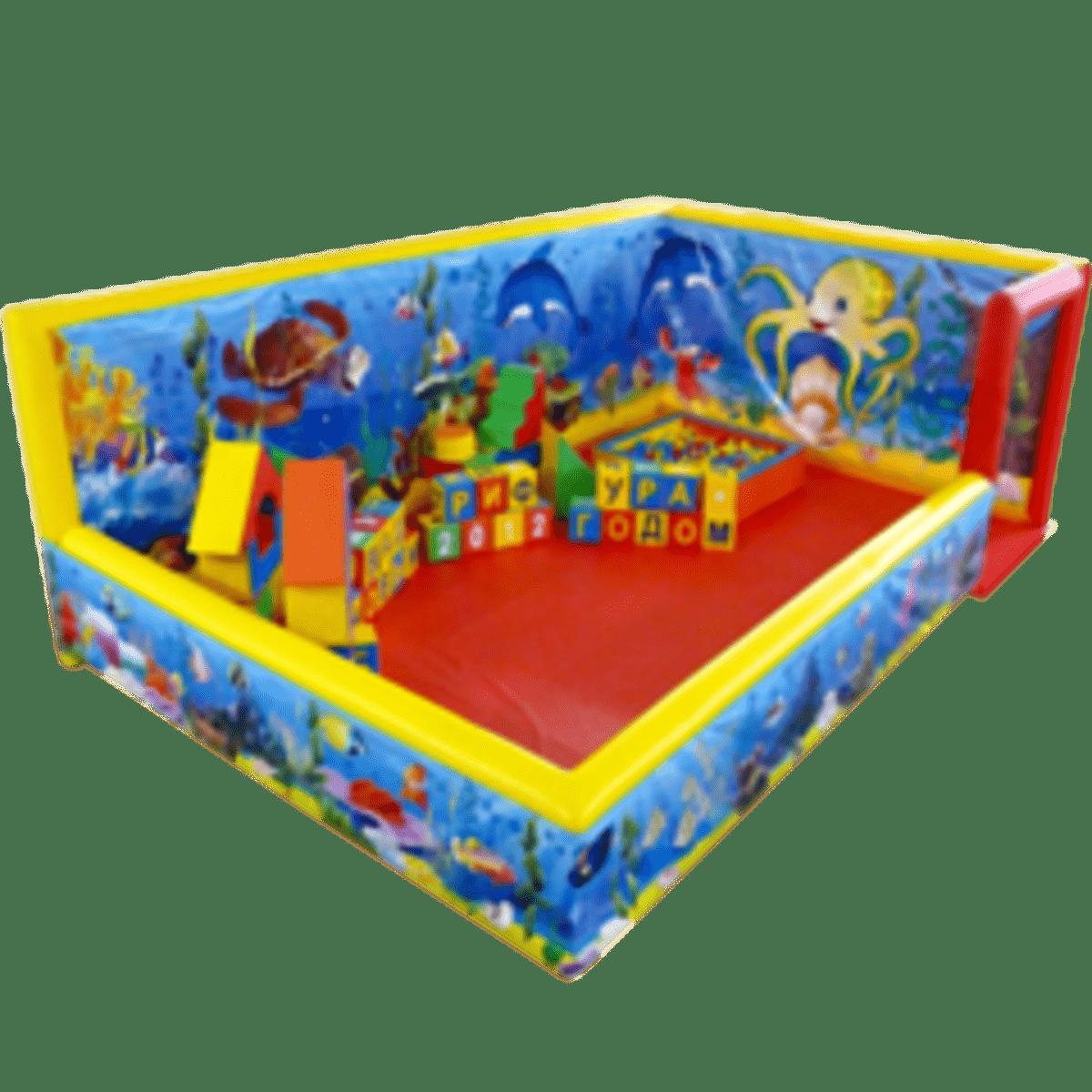 Надувные игровые комнаты